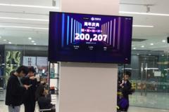 """江西丰城美发店品牌""""丰城名秀 """",门店营销活动业绩20万!-伊智科技"""